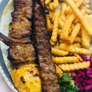 Kabab markhsoos